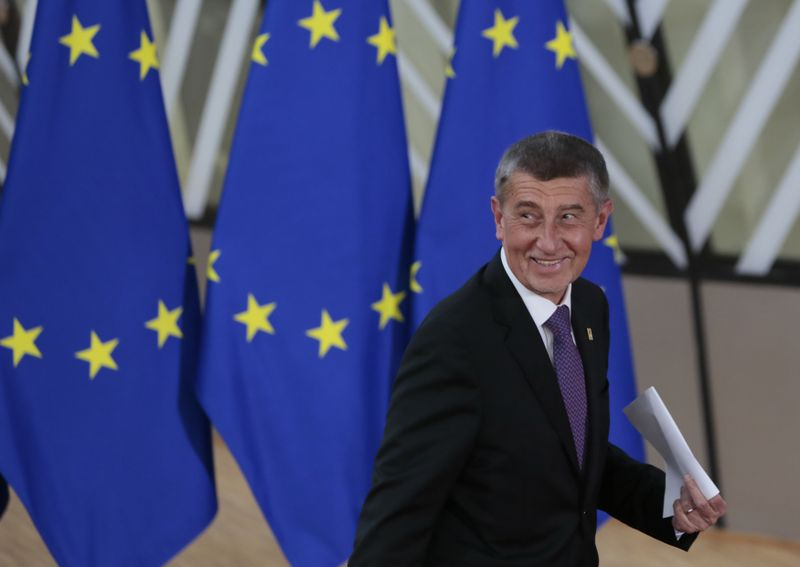 Andrej Babiš, photo: ČTK/AP/Virginia Mayo