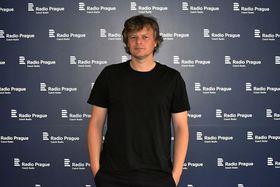 Martin Říha, photo: Ondřej Tomšů