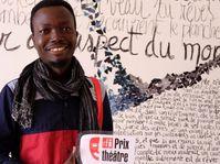 Sédjro Giovanni Houansou, photo: Site officiel du festival Afrique en Création
