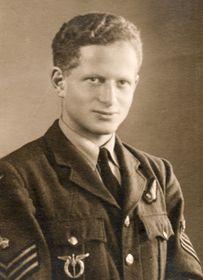 Томаш Лом в 1945 году, фото: Архив Томаша Лома