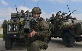 Soldados checos en Lituania, foto: archivo del Ejército de  Lituania