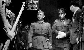 Francisco Franco, foto: Public Domain
