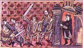 Св. Вацлав в Гумпольдовой рукописи, фото: открытый источник