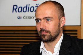 Martin Šimáček (Foto: Šárka Ševčíková, Archiv des Tschechischen Rundfunks)