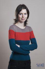 Michaela Röschová, Foto: Sociologický ústav AV ČR