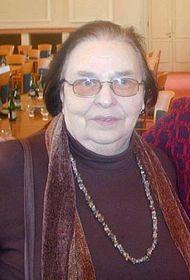 La señora Símová, una de las niñas salvadas por Nicholas Winton