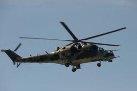 Mi-24, photo: CTK