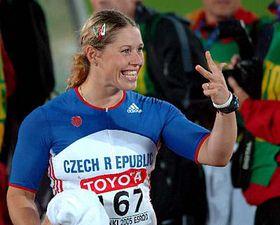 Vera Cechlová (Foto: CTK)