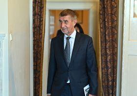 Andrej Babiš, foto: archiv Úřadu vlády ČR