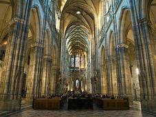 Кафедральный собор св. Вита, Фото: Филип Яндоурек, Чешское радио