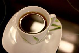 Silná káva, foto: Štěpánka Budková