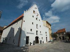 The Solnice building, photo: ČTK / Václav Pancer