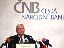 Jiří Rusnok, photo: CTK