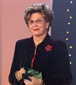Ája Vrzáňová, photo: Czech TV