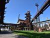 El  antiguo complejo industrial de Dolní Vítkovice, foto: Ondřej Tomšů