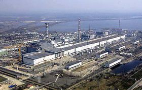 Chernobyl nuclear power plant today, photo: CTK