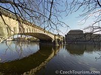 Most Legií, photo: CzechTourism