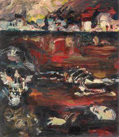 Ян Баух, «Война», Национальная галерея в Праге