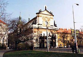 Iglesia de San Ignacio (Foto: autor)