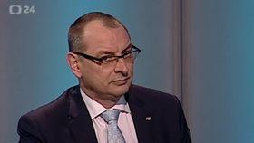 Václav Stárek (Foto: ČT24)