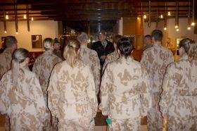 L'armée tchèque envoie une équipe chirurgicale en Irak, photo: Jan Šulc / Site officiel de l'Armée tchèque