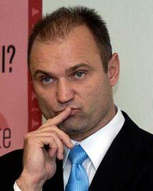 Ministro del Interior, Ivan Langer (Foto: CTK)