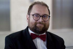 Martin Franc (Foto: Elena Horálková, Archiv des Tschechischen Rundfunks)