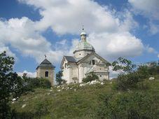 Святой холм у Микулова с паломнической часовней святого Себастьяна, фото: Степконицек, CC BY-SA 3.0