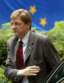 Guy Verhofstadt, photo: CTK