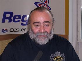 Alekos Kufudakis, foto: Jakub Říšský, archiv ČRo