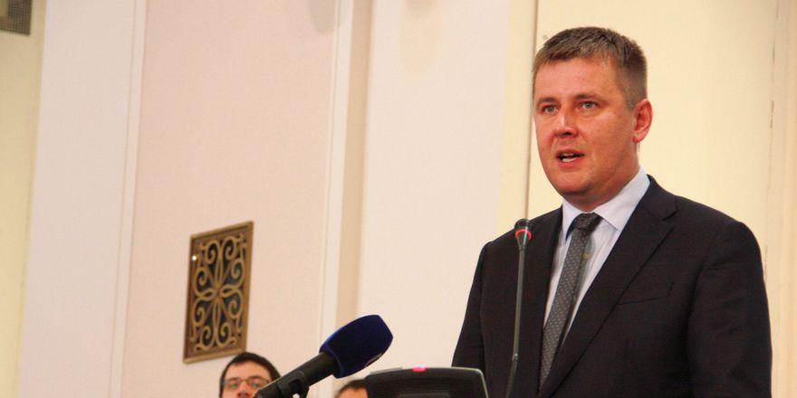Tomáš Petříček, foto: Barbora Němcová