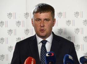 Tomáš Petříček, photo: ČTK/Michal Krumphanzl