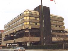 Tschechische Botschaft in Berlin (Foto: Archiv des Außenministeriums der Tschechischen Republik)