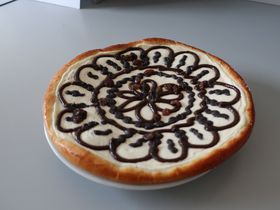 Le gâteau de Chodsko, photo: Zdeňka Kuchyňová