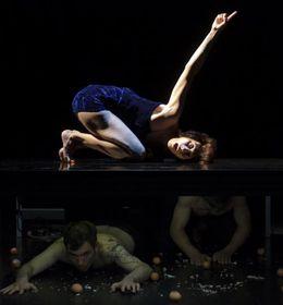 Maxence Rey, photo: Ben Nienhuis  / Tanec Praha
