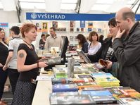 Book World Prague 2016, photo: Filip Jandourek
