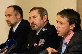 Pavel Bém (a la derecha) Foto: CTK