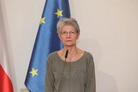 Bernadette Ségol, photo: Gouvernement de la RT
