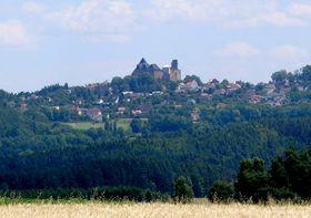 Lipnice nad Sázavou, photo: Matěj Baťha, CC BY-SA 2.5 Generic