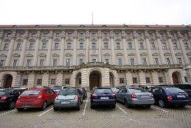 Le ministère des Affaires étrangères, photo: Filip Jandourek, ČRo