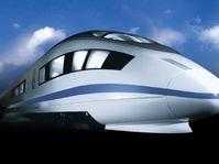 Der Schnellzug von Siemens