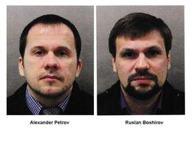 Alexander Petrow und Ruslan Boschirow (Foto: ČTK / AP / Uncredited)