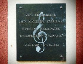 Мемориальная доска Яну Крштителу Ваньгалу, Фото: Dulcijan, CC BY-SA 4.0
