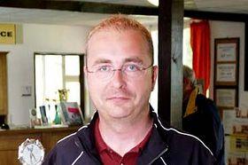 Vít Koďousek, photo: 1.golf.cz