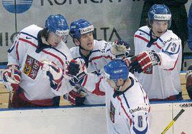 Чешские хоккеисты выбыли из чемпионата уже в четвертьфинале (Фото: ЧТК)