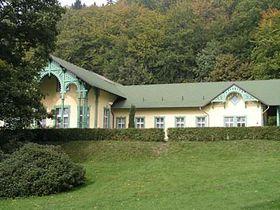 Centro termal de Kynzvart