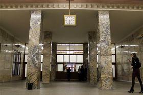 Интерьер Юридического факультета (Фото: Олег Фетисов)