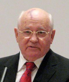 Михаил Горбачев (Фото: Bernd_vdB, Wikimedia Commons, License CC SA 1.0)