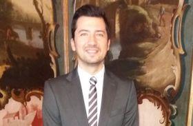Jorge Vidal Rodríguez, Cónsul, Embajada de Chile, foto: Ivana Vonderková
