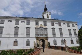 Schloss Lysice (Foto: Ben Skála, Wikimedia CC BY-SA 3.0)